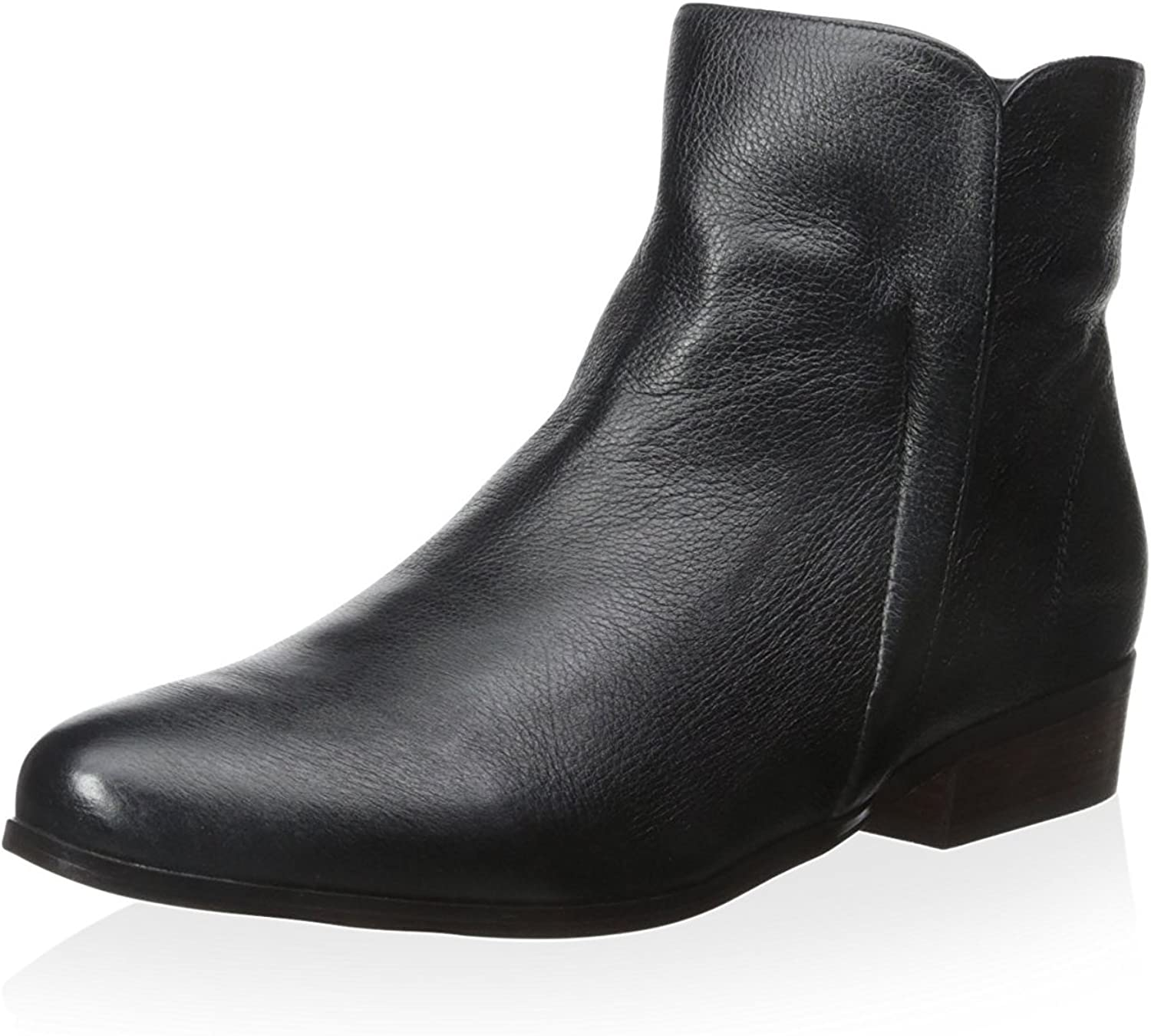 Nude Women's Chance Ankle Boot Black