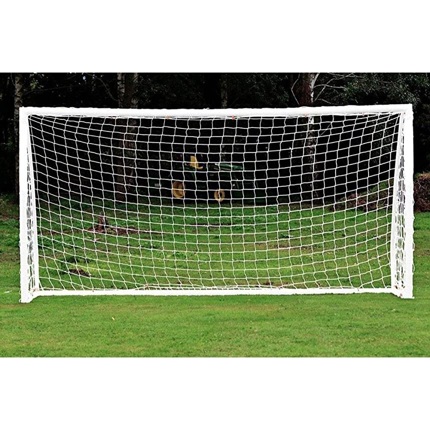 クローゼット無許可凝視サッカー ゴール ポストネット 練習用 フットボールネット 柔軟 耐衝撃 軽量 インストール簡単 子供 少年 室内 屋外 アウトドアトレーニング 交換ネット