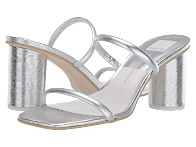 Dolce Vita Noles (Silver Leather) High Heels