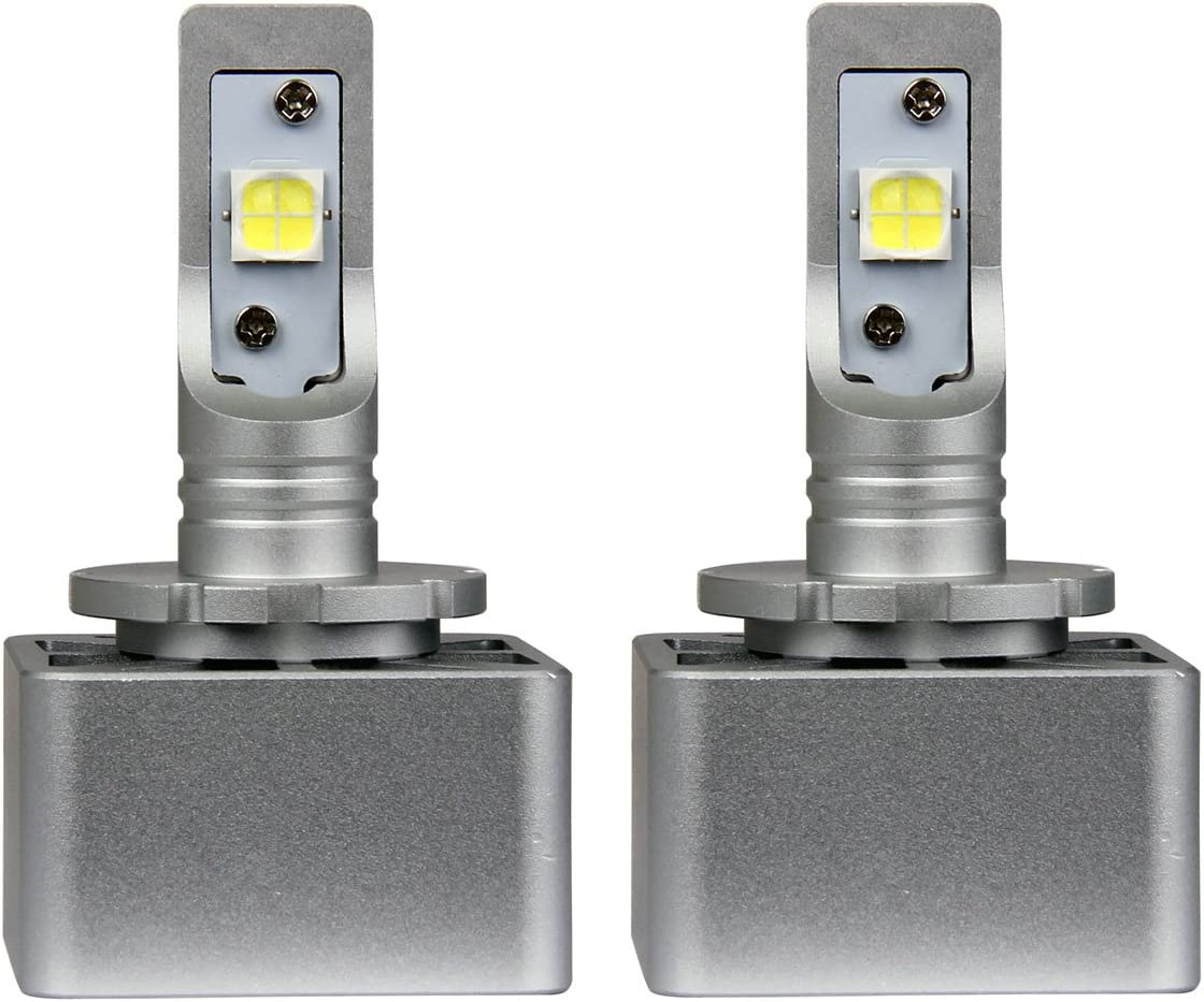 Auto Xenon White LED Bulbs Low 2pcs All items in the store HeadLight Beam for free shipping