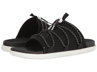 Native Shoes Palmer (Jiffy Black/Jiffy Black/Shell White) Sandals