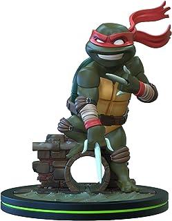 Quantum Mechanix QMx - Teenage Mutant Ninja Turtles TMNT - Raphael Q-Fig