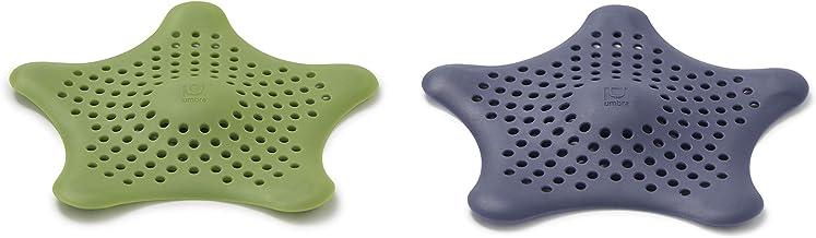 Umbra haarvanger, turquoise, set van 2, 4