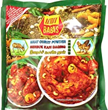 malaysian curry powder recipe