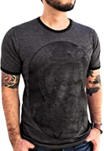 Archery Clothing Playera para Hombre Hipster Astronaut Marca Heart Attack