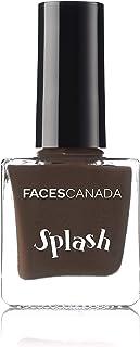 Faces Canada Splash Nail Enamel, Nutty 32, 8 ml