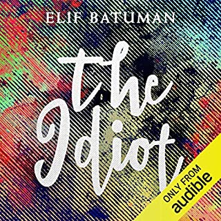 The Idiot cover art