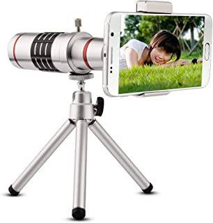 Monocular Telescope, Monocular 18×32 HD Shooting Small Portable Tripod, Monoculars Coated Optical Lens Suitable For Outdoo...
