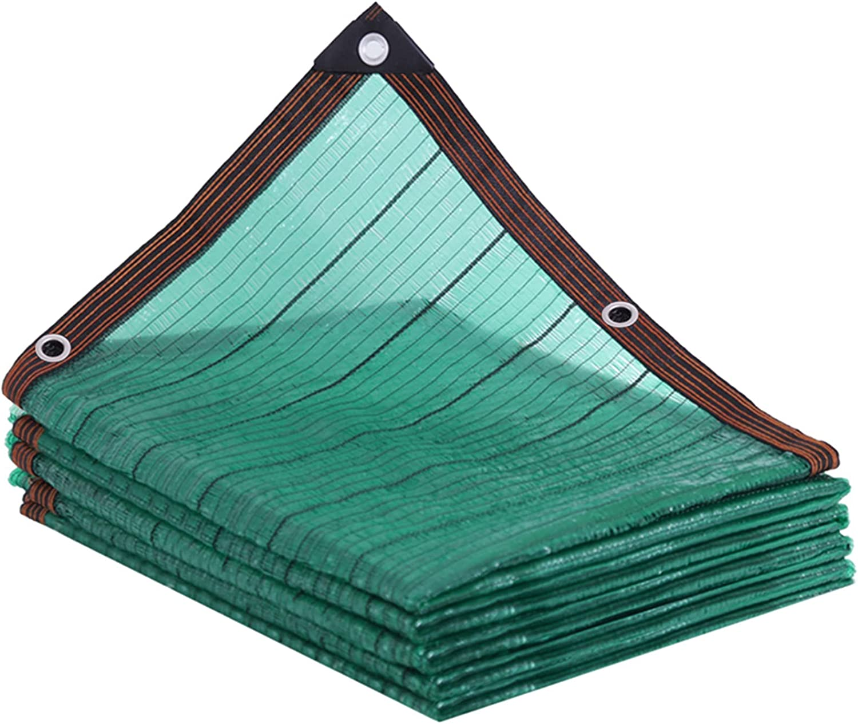 ZWYSL Greenhouse Shading Net 80% Ranking TOP18 Max 62% OFF Sunblock Resist UV Rate