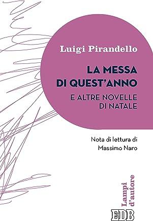 La Messa di quest'anno e altre novelle di Natale: Nota di lettura di Massimo Naro