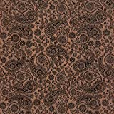 Fabulous Fabrics Futterstoff braun, 145cm breit – zum