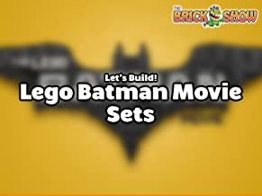 Clip: Let's Build! Lego Batman Movie Sets