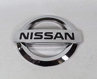 Nissan 350Z 370Z Front Emblem 2003-2018 Chrome Badge Bumper Sign Symbol Logo