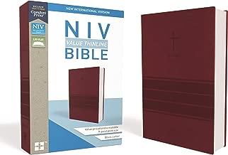 Best niv bible imitation leather Reviews