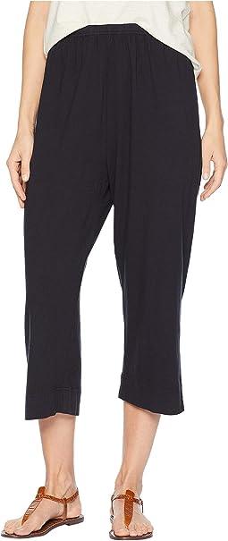 Jersey Capri Pants