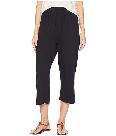 Fresh Produce Jersey Capri Pants (Black) Women