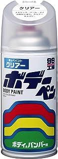 SOFT99 ( ソフト99 ) ペイント ボデーペン クリアー 08002 BP-33