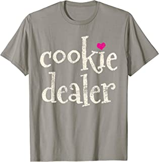 Scout Cookie Dealer Scout Leader Gift T-Shirt