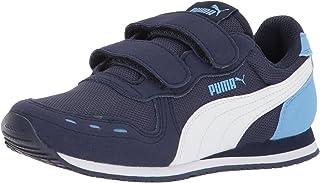 PUMA Kids' CabanaRacermeshvps Sneaker