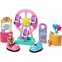 Deals on Barbie Club Chelsea Doll and Carnival Playset