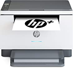 HP LaserJet MFP M234dwe Wireless Black & White All-in-One Printer, with bonus 6 months free Instant Ink through HP+ (6GW99E)