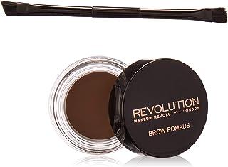 Makeup Revolution Brow Pomade Medium Brown Krem do brwi 2,5g