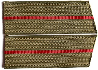 Soviet Army Junior Officer Shoulder Boards