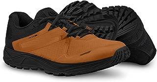 Running Bundle: Topo Men's MT-3 Trail Running Shoes Orange/Black 12 & Earbuds