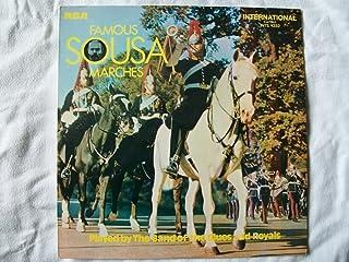 Famous Sousa Marches - Blues & Royals Band LP