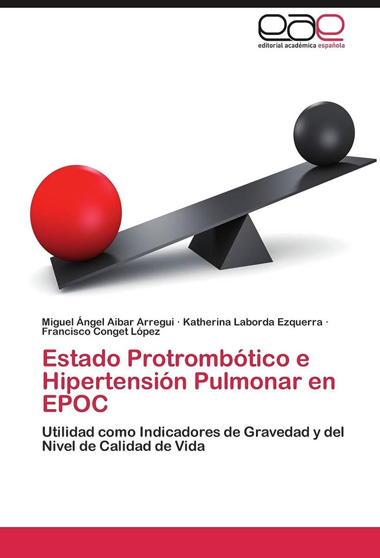 絶望杭ロマンチックEstado Protrombotico E Hipertension Pulmonar En Epoc