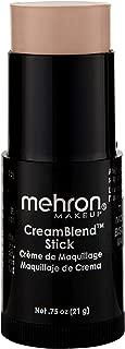 Mehron Makeup CreamBlend Stick (0.75 Ounce) (IVORY BISQUE)