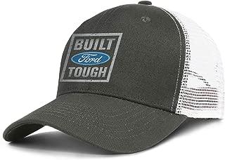 Ford-Performance- Unisex Mesh Baseball Cap Adjustable Snapback Sports Hat