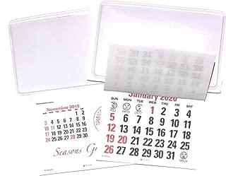 mini stick up calendars