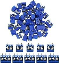 BlueXP 12 Pcs Mini Interruptor de Palanca para Piezas de CocheColor Azul