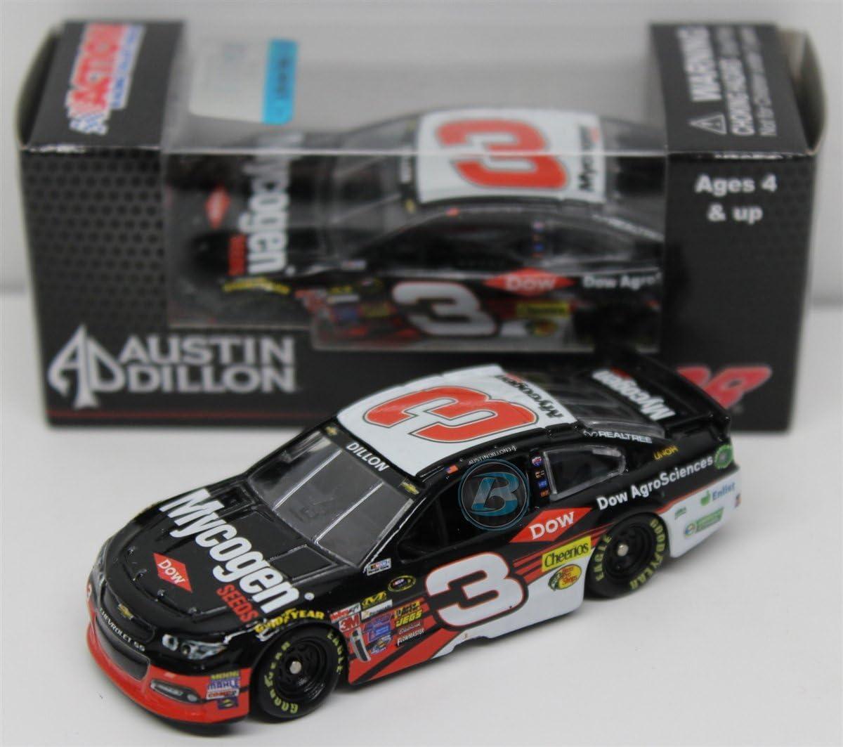 Action Racing Austin Dillon 2014 Dieca 1:64 Seeds Nascar Mesa Mall ...