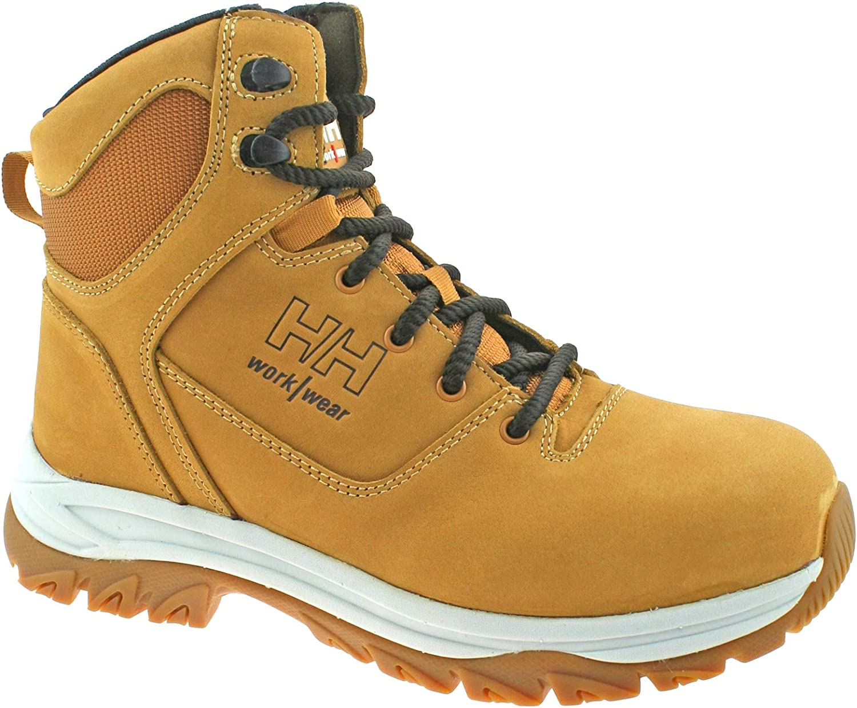 Helly Hansen Mens Workwear Ferrous Steel Toe Cap Saftey Work Boots 78264 750 -UK 9 (EU 43)