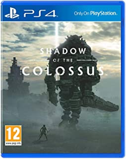 Shadow of the Colossus by Sony for PlayStation 4 - PAL
