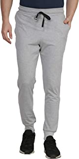 SHELLOCKS Cotton Hosiery Track Pants for Men