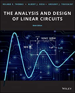 The Analysis and Design of Linear Circuits, 9th Edition