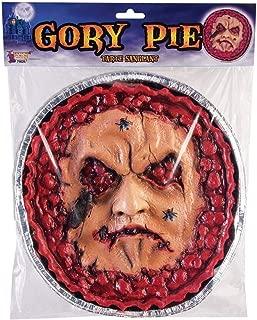 Forum Novelties Gory Pie Face Halloween Decoration Prop