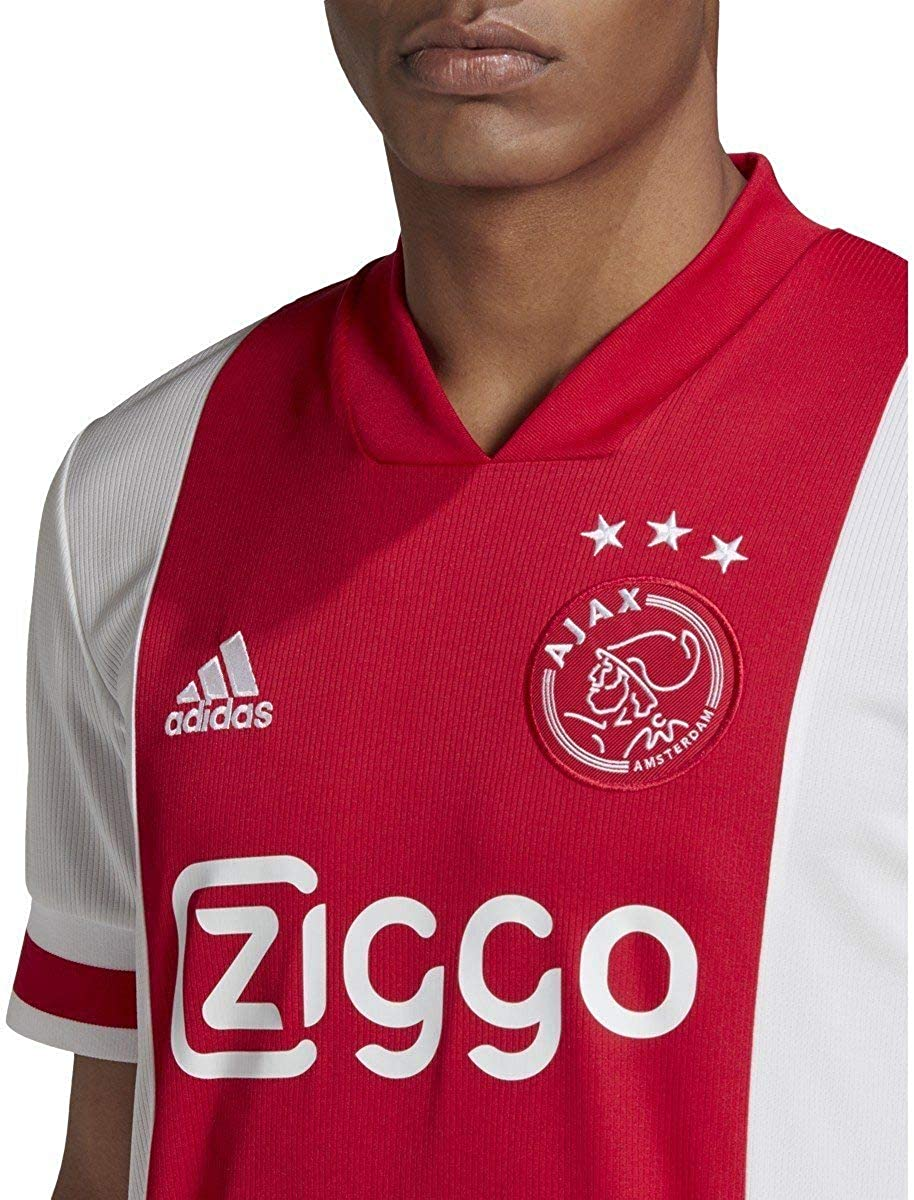 adidas Men's AJAX Amsterdam 2020-21 Home Jersey