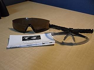 Oakley M Frame 2.0 Ballistic / Industrial Strike Clear Safety Glasses