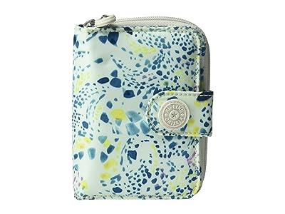 Kipling New Money Print (Delicate Vines) Wallet Handbags