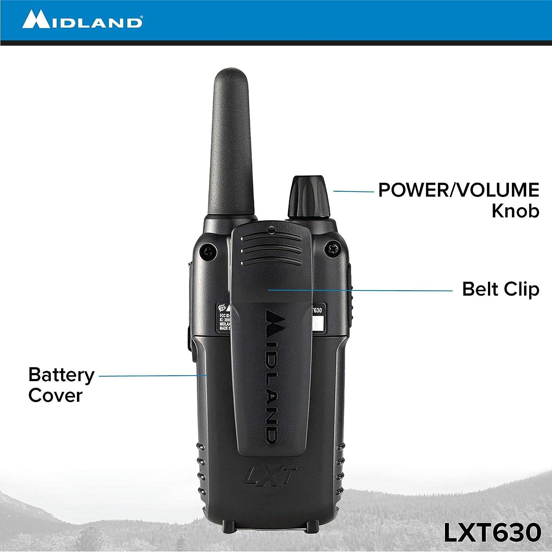 Midland LXT600BBX4 FRS Business Bundle