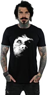 The Exorcist Men's Regan Demon Face T-Shirt