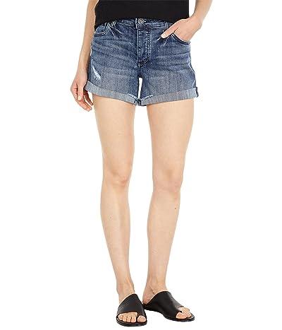KUT from the Kloth Madeline Boyfriend Shorts in Knack