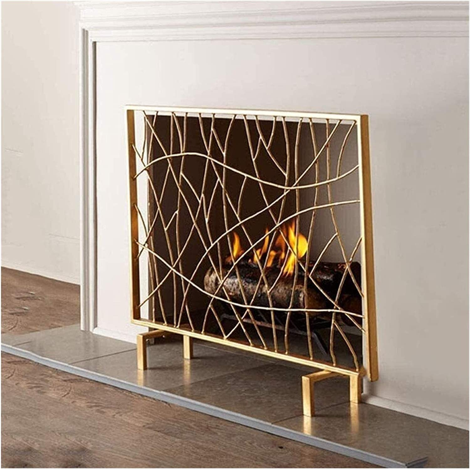 Kansas City Mall ZHANGXX Indoor Fireplace Indianapolis Mall Screen Safety Pr Baby
