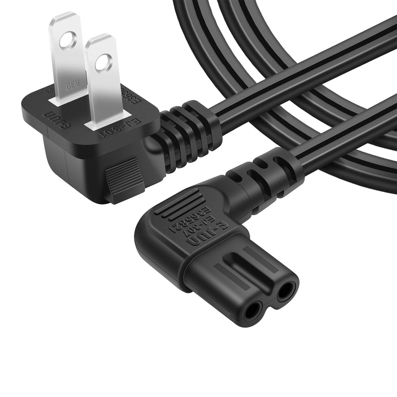 POWSEED - Cable de alimentación de Pared para Sony DELL Toshiba ...