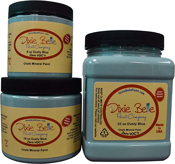 Dixie Belle Paint Company Dusty Blue 32oz