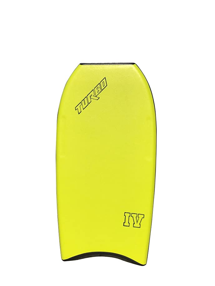 位置する拡声器不要Turbo Surf Designs(ターボサーフデザイン) ボディボード ターボ4LTD 4573201536624 イエロー 41.5